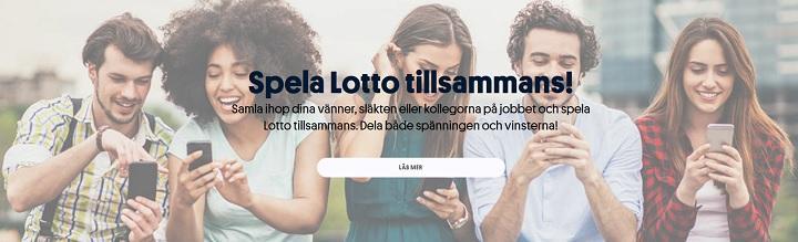 Hur spelar man Lotto på nätet