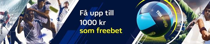 William Hill - Nytt spelbolag i Sverige med bra bonus